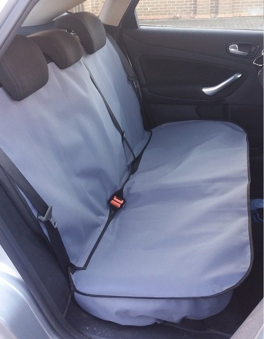 Peugeot 107 Waterproof Rear Seat Cover (2005 to 2011) - Seat Covers UK